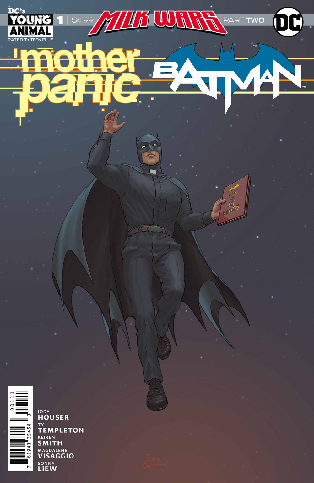 MOTHER PANIC BATMAN SPECIAL #1