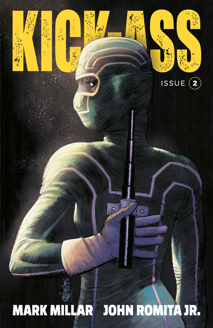 KICK-ASS #2 CVR A ROMITA JR (MR)