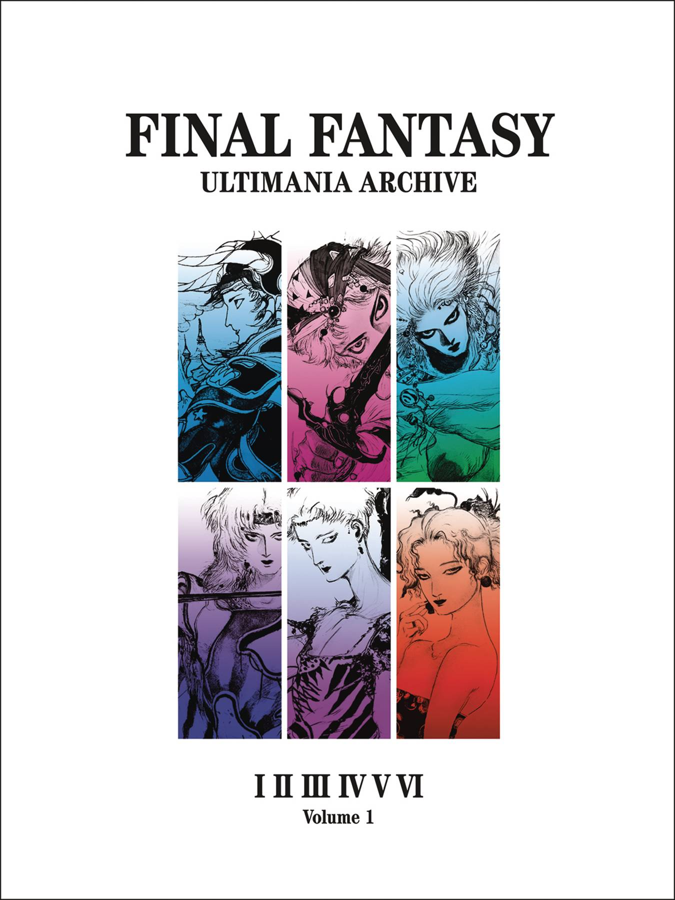 FINAL FANTASY ULTIMANIA ARCHIVE HC VOL 01 (FEB180049)