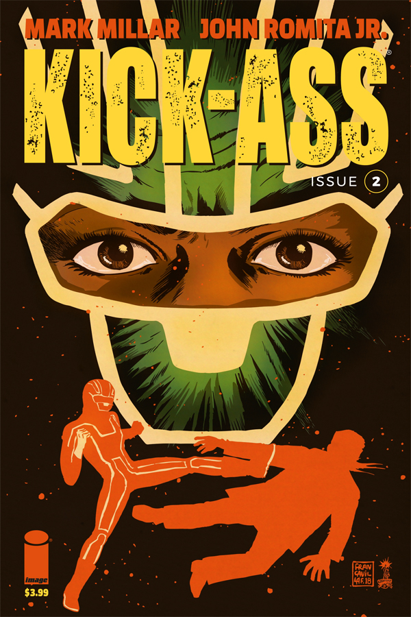 KICK-ASS #2 CVR C FRANCAVILLA (MR)