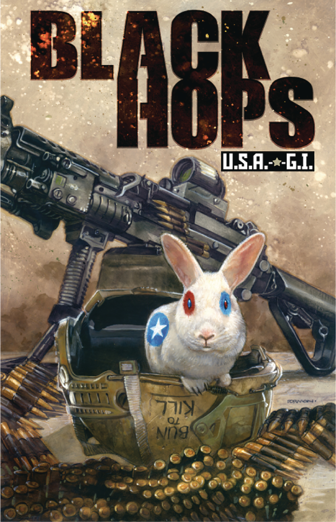 BLACK HOPS USA GI #1 BUNS OF THE PATRIOTS PART 1