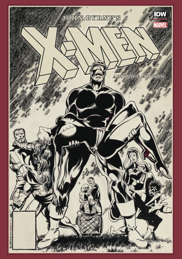 JOHN BYRNE X-MEN ARTIFACT ED HC (Net)