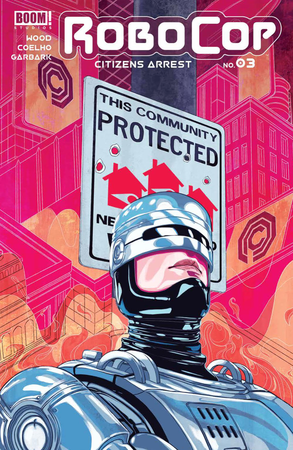 ROBOCOP CITIZENS ARREST #3