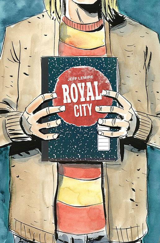 ROYAL CITY TP VOL 03 WE ALL FLOAT ON (AUG180188) (MR)