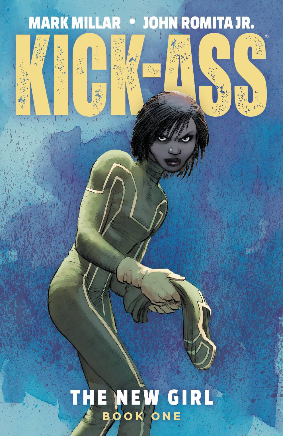 KICK-ASS NEW GIRL TP VOL 01 (JUL180249) (MR)
