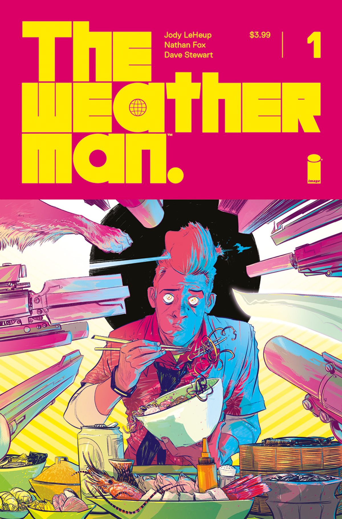 WEATHERMAN #1 CVR A FOX (MR)