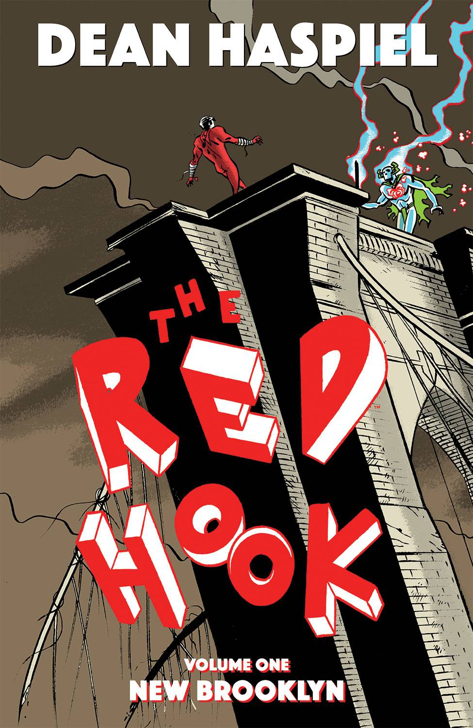 RED HOOK TP VOL 01 NEW BROOKLYN (APR180549) (MR)
