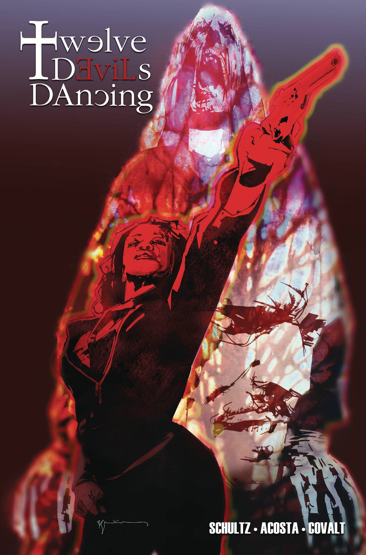 TWELVE DEVILS DANCING TP VOL 01 (MR)