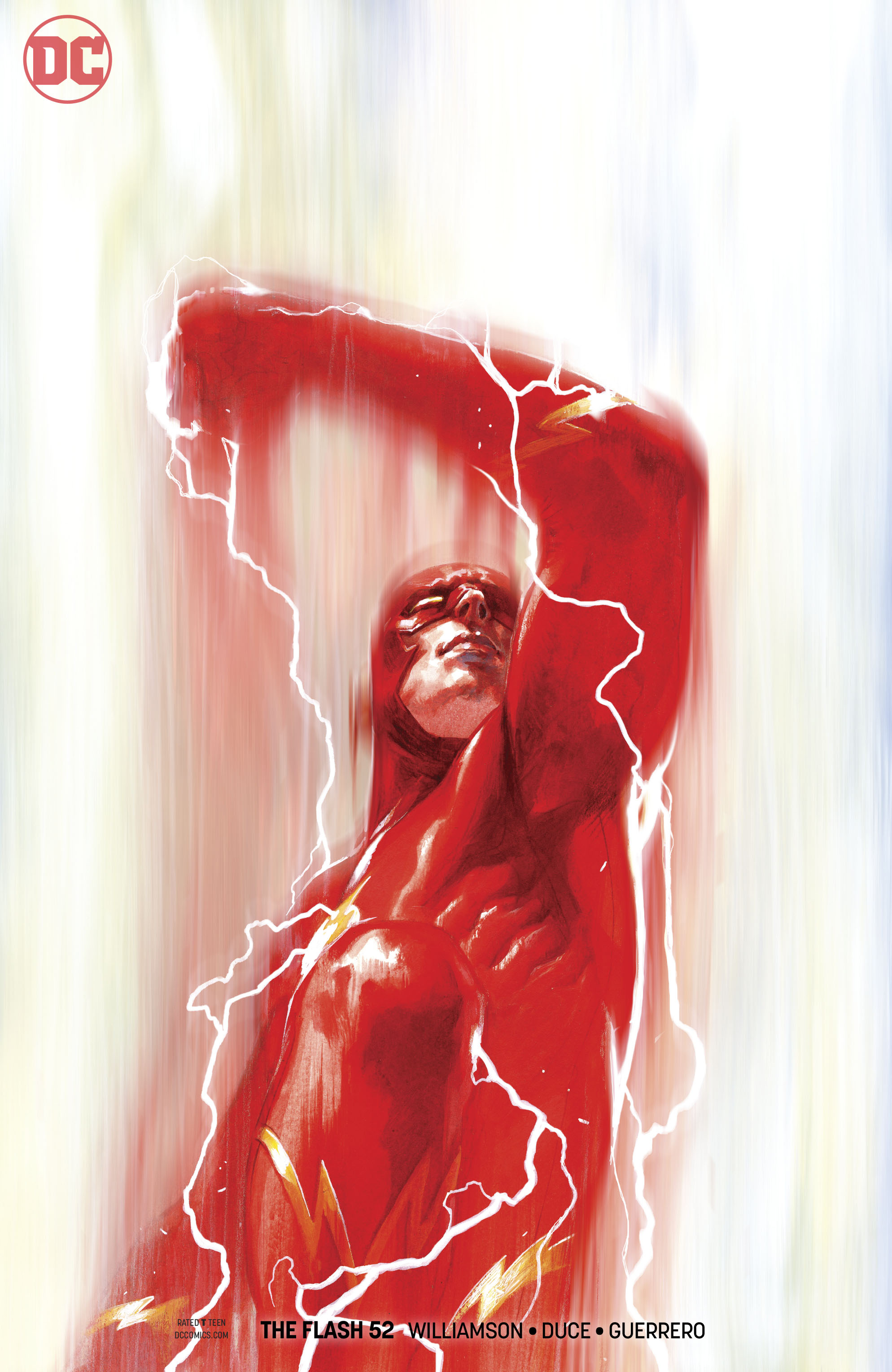 FLASH #52 VAR ED