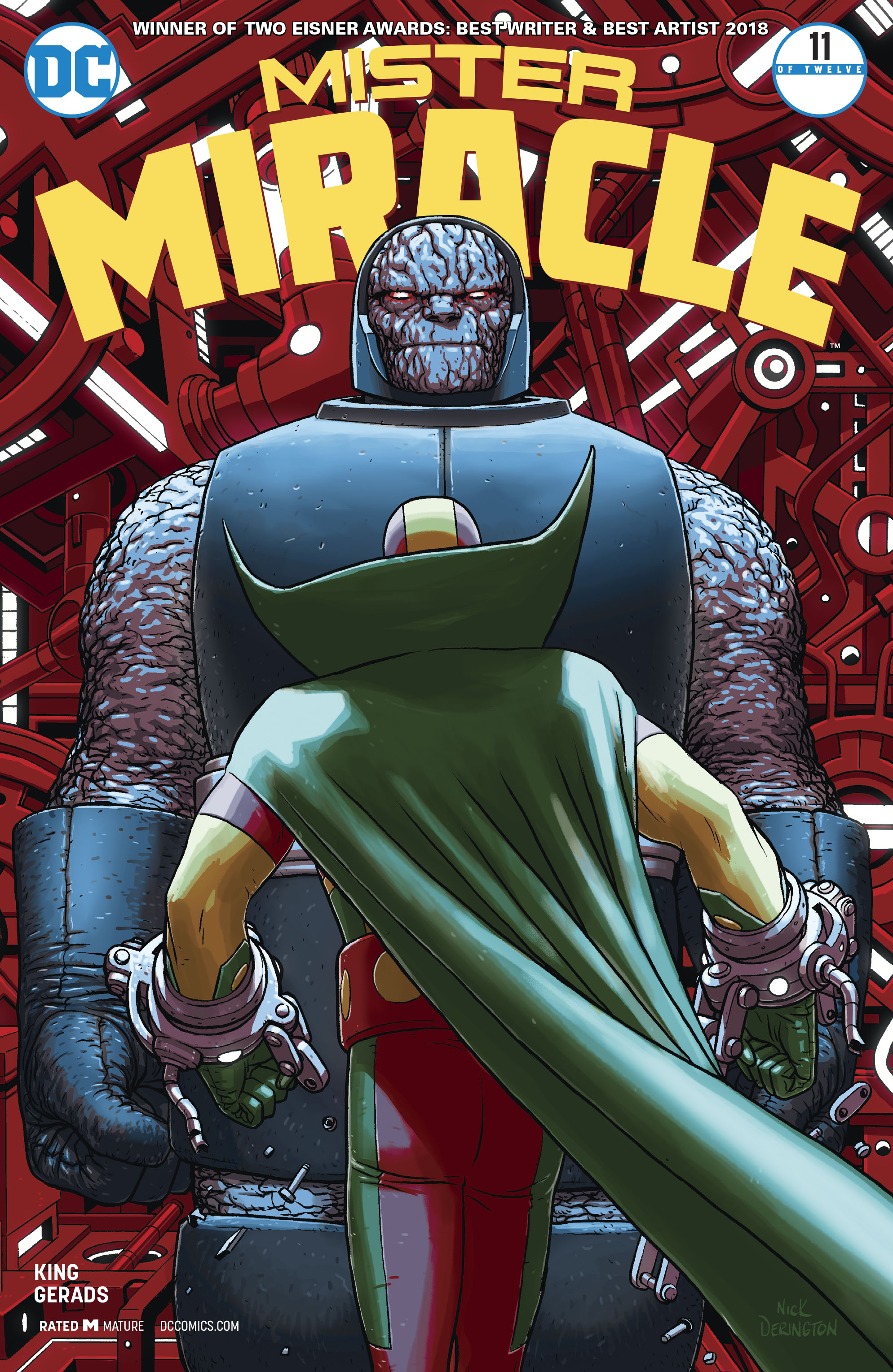 Mister Miracle #11 of 12