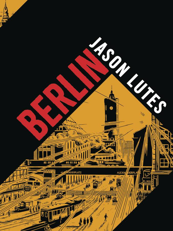 BERLIN HC COMPLETE EDITION (MR)