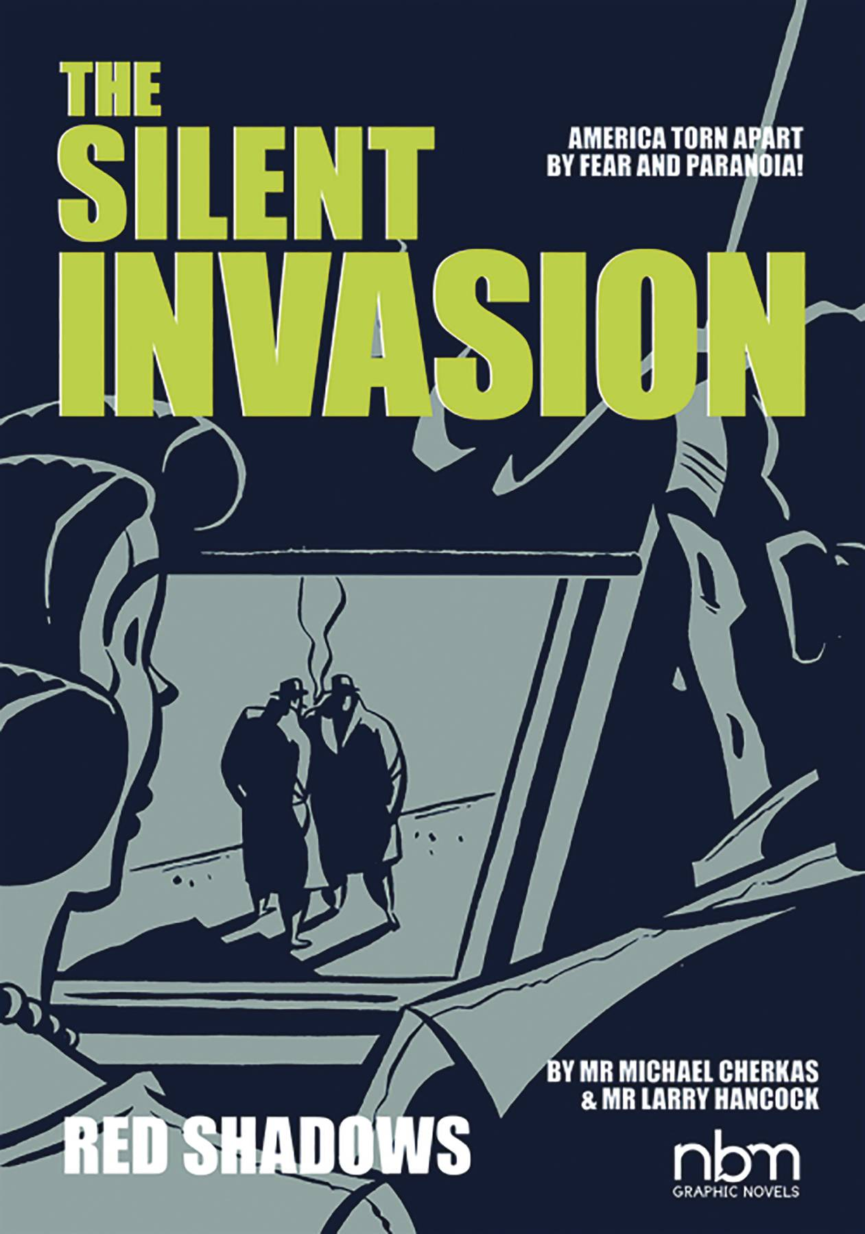SILENT INVASION GN VOL 01 SECRET AFFAIRS & RED SHADOWS