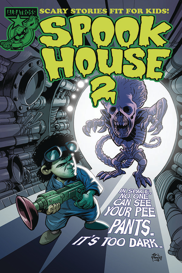SPOOKHOUSE 2 #4 (OF 4)