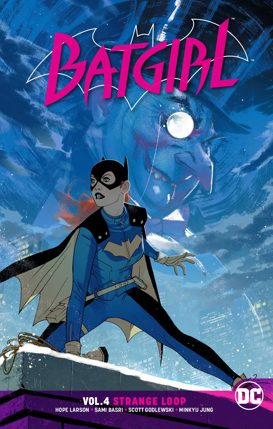 BATGIRL TP VOL 04 STRANGE LOOP REBIRTH (RES)
