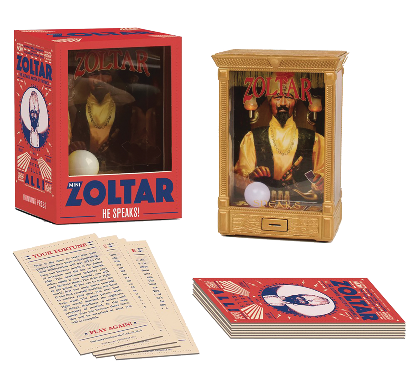MINI ZOLTAR HE SPEAKS KIT