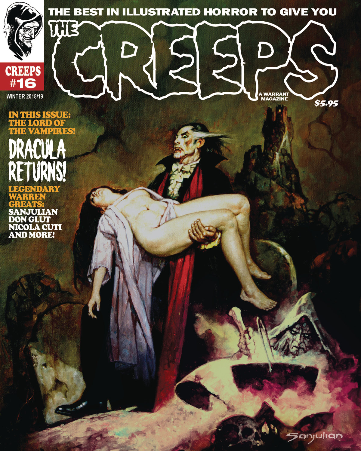 CREEPS #16 (MR)