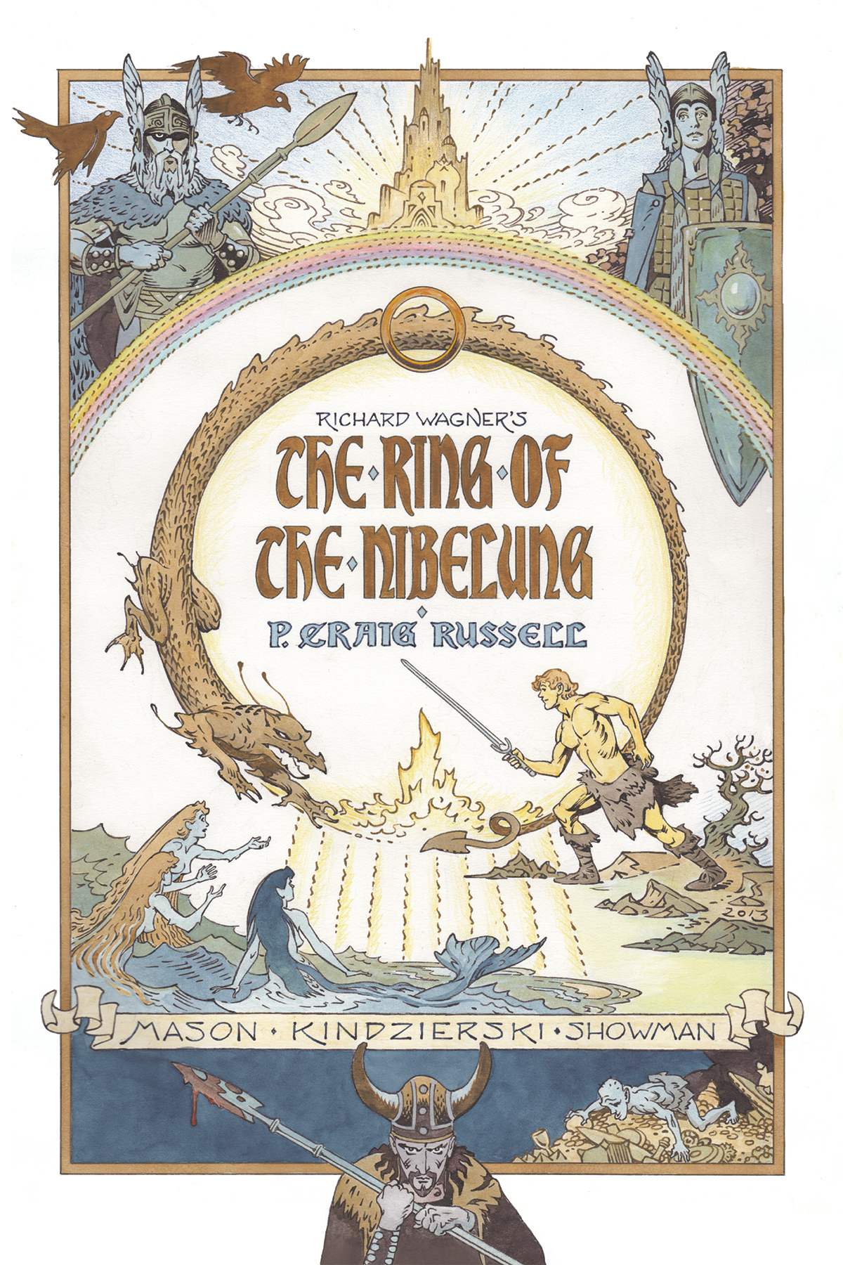 RING OF NIBELUNG TP