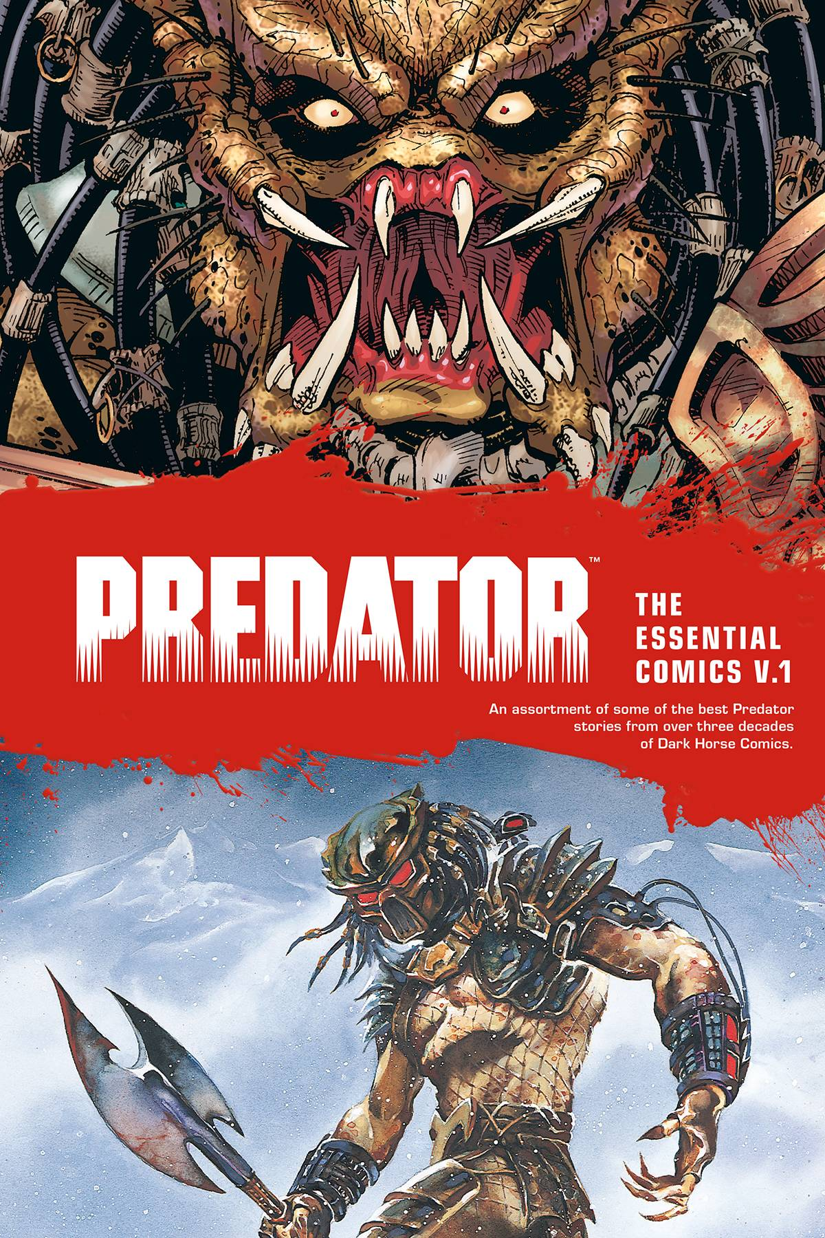 PREDATOR TP ESSENTIAL COMICS VOL 01