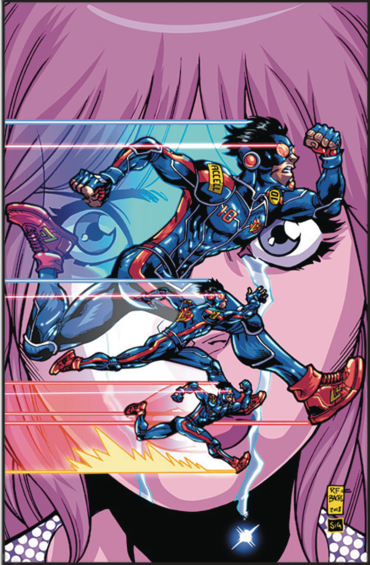 CATALYST PRIME ACCELL #15
