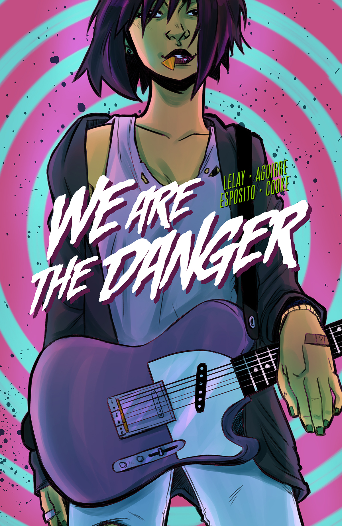WE ARE THE DANGER TP VOL 01 (RES) (MR)
