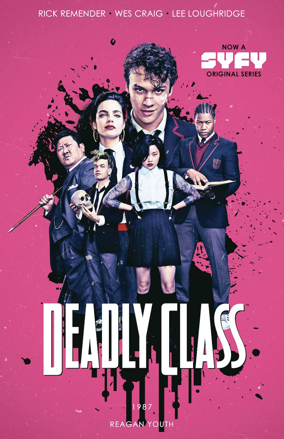 DEADLY CLASS TP VOL 01 MEDIA TIE-IN ED (SEP180084) (MR)