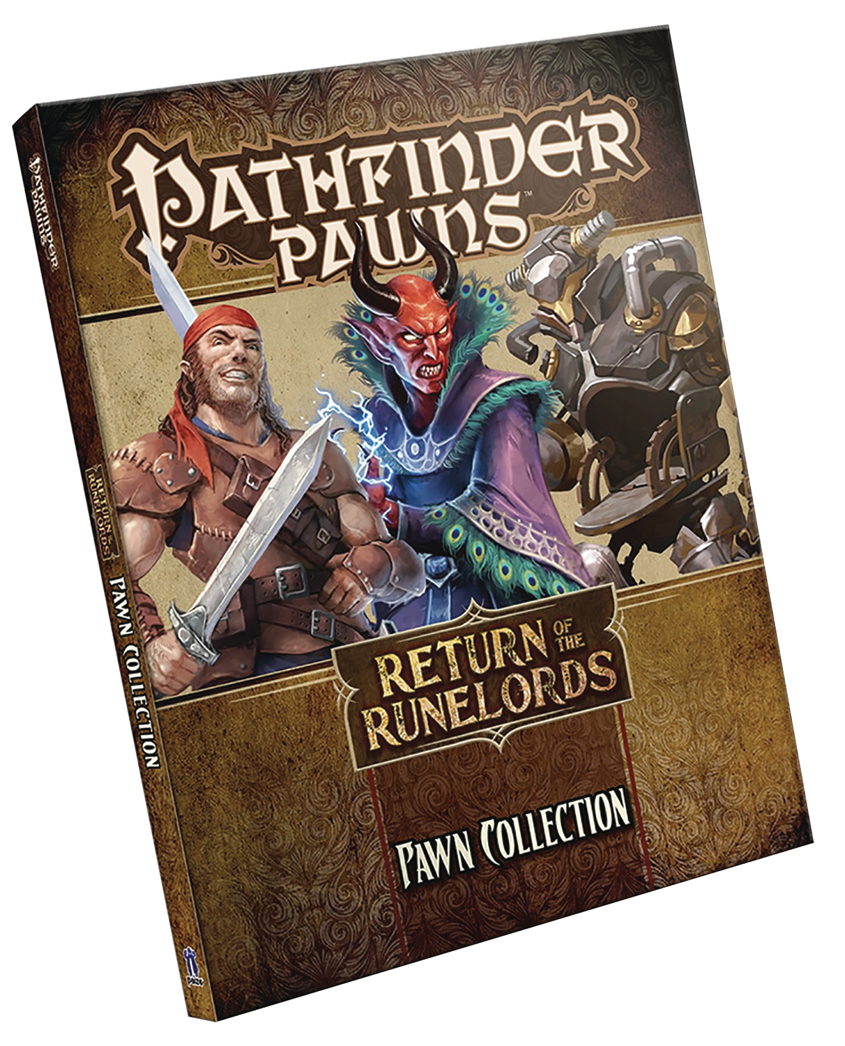PATHFINDER PAWNS RETURN OF RUNELORDS PAWN COLL