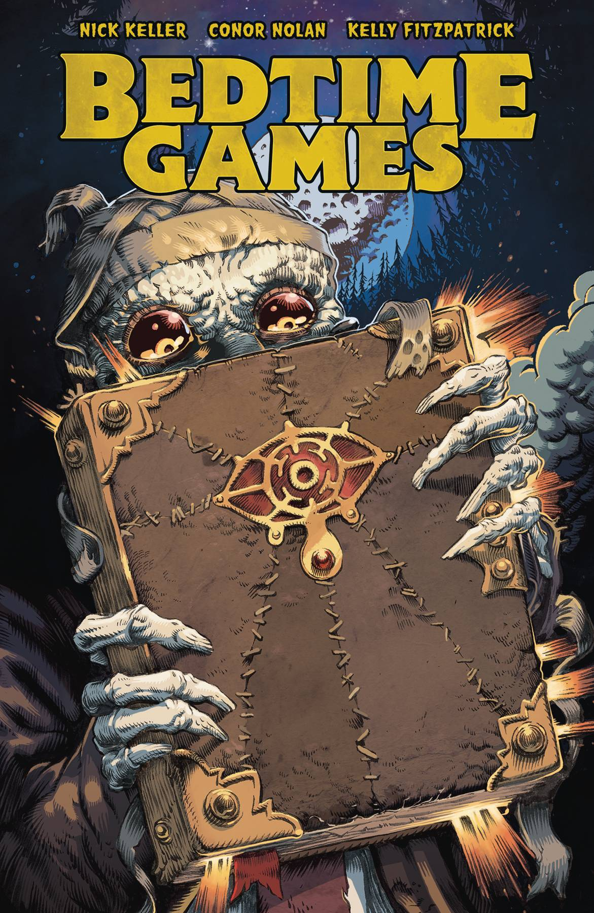 BEDTIME GAMES TP (OCT180362)