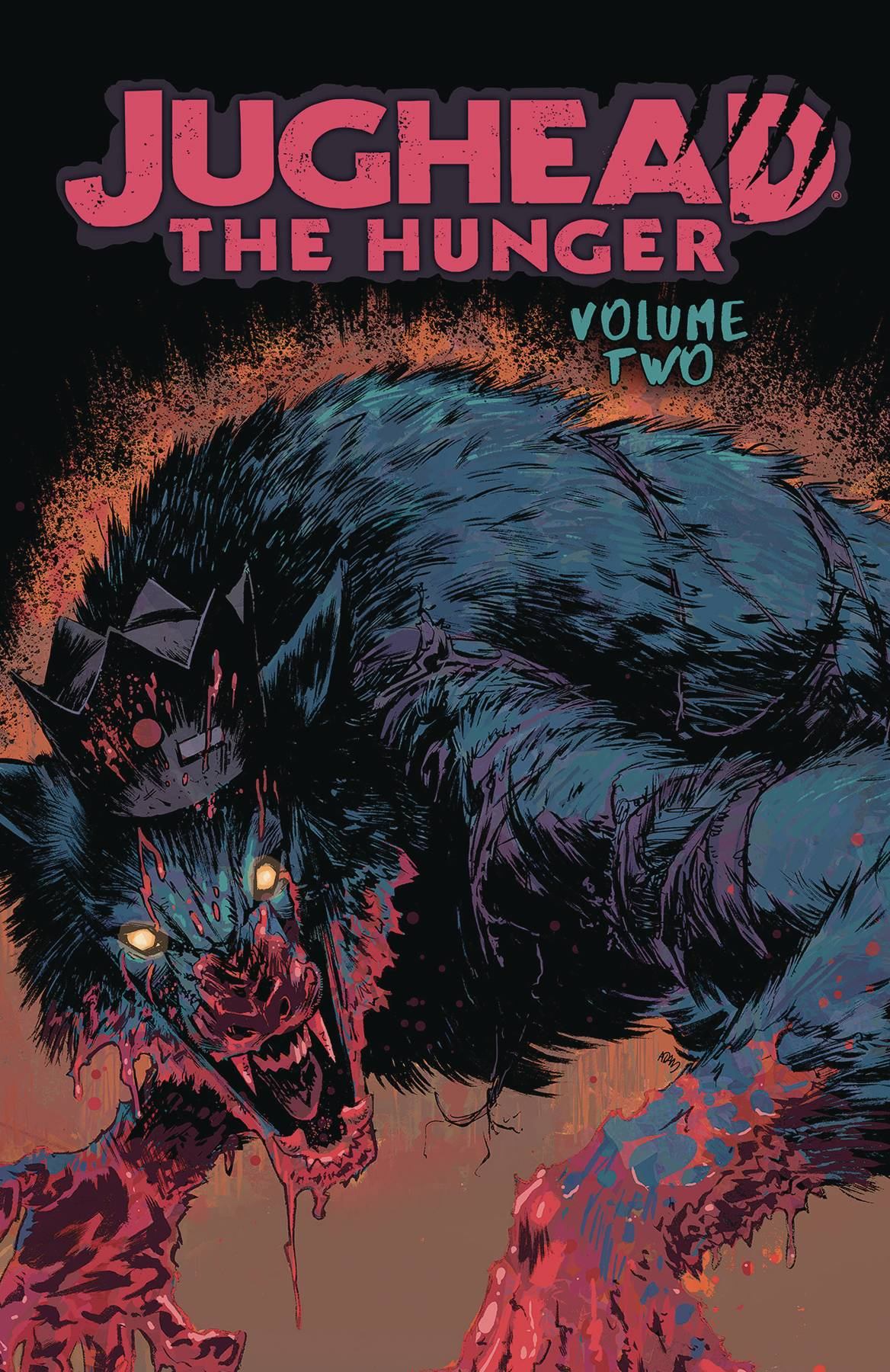 JUGHEAD HUNGER TP VOL 02 (NOV181538) (MR)