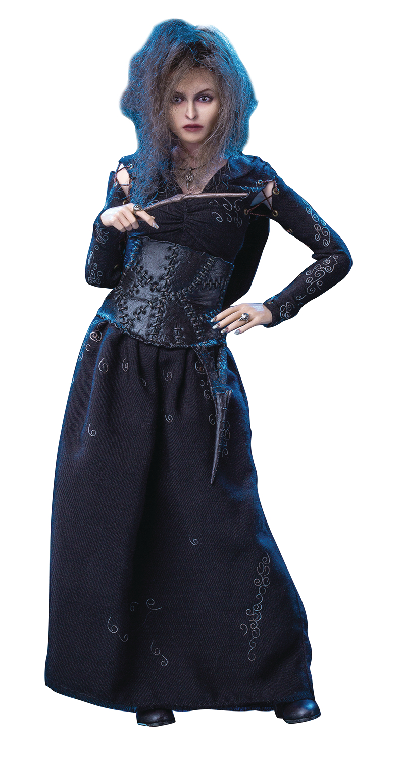 HP & THE HALF BLOOD PRINCE BELLATRIX 1/6 COLL AF