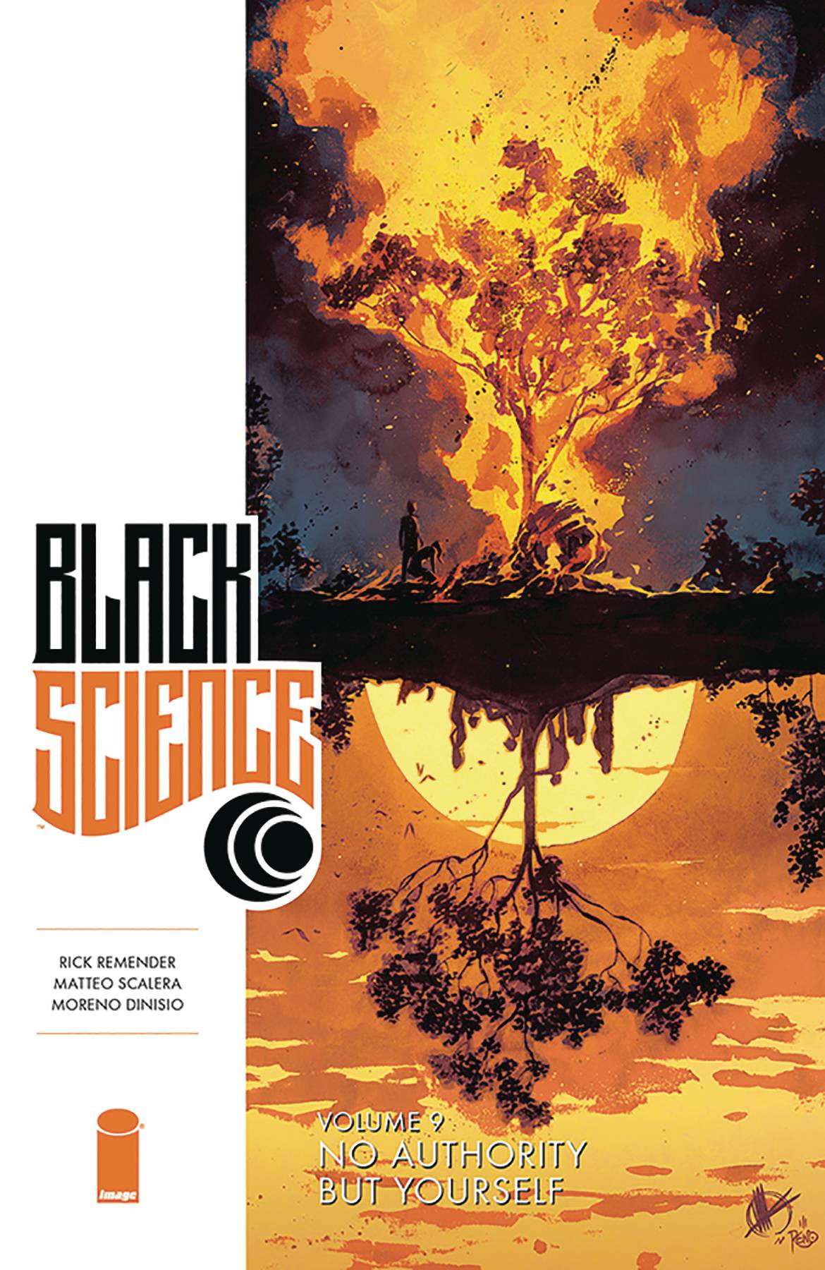 BLACK SCIENCE TP VOL 09 NO AUTHORITY BUT YOURSELF (JUL190099