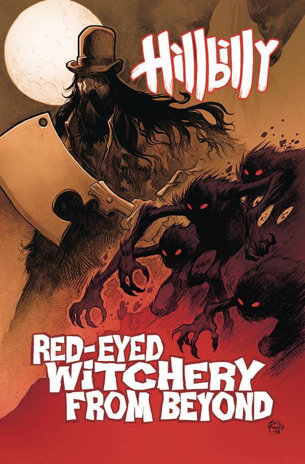HILLBILLY TP VOL 04 RED EYED WITCHERY FROM BEYOND