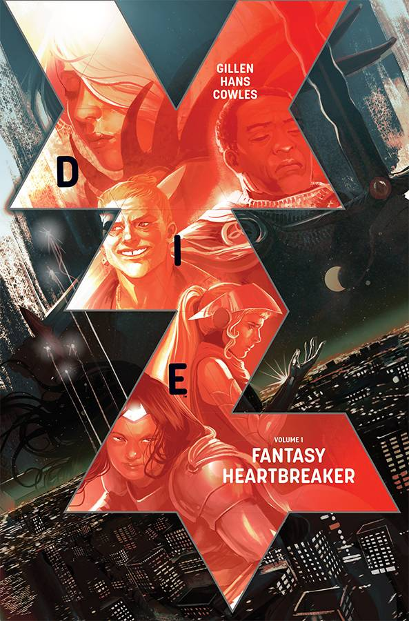 DIE TP VOL 01 FANTASY HEARTBREAKER (MAR190080) (MR)