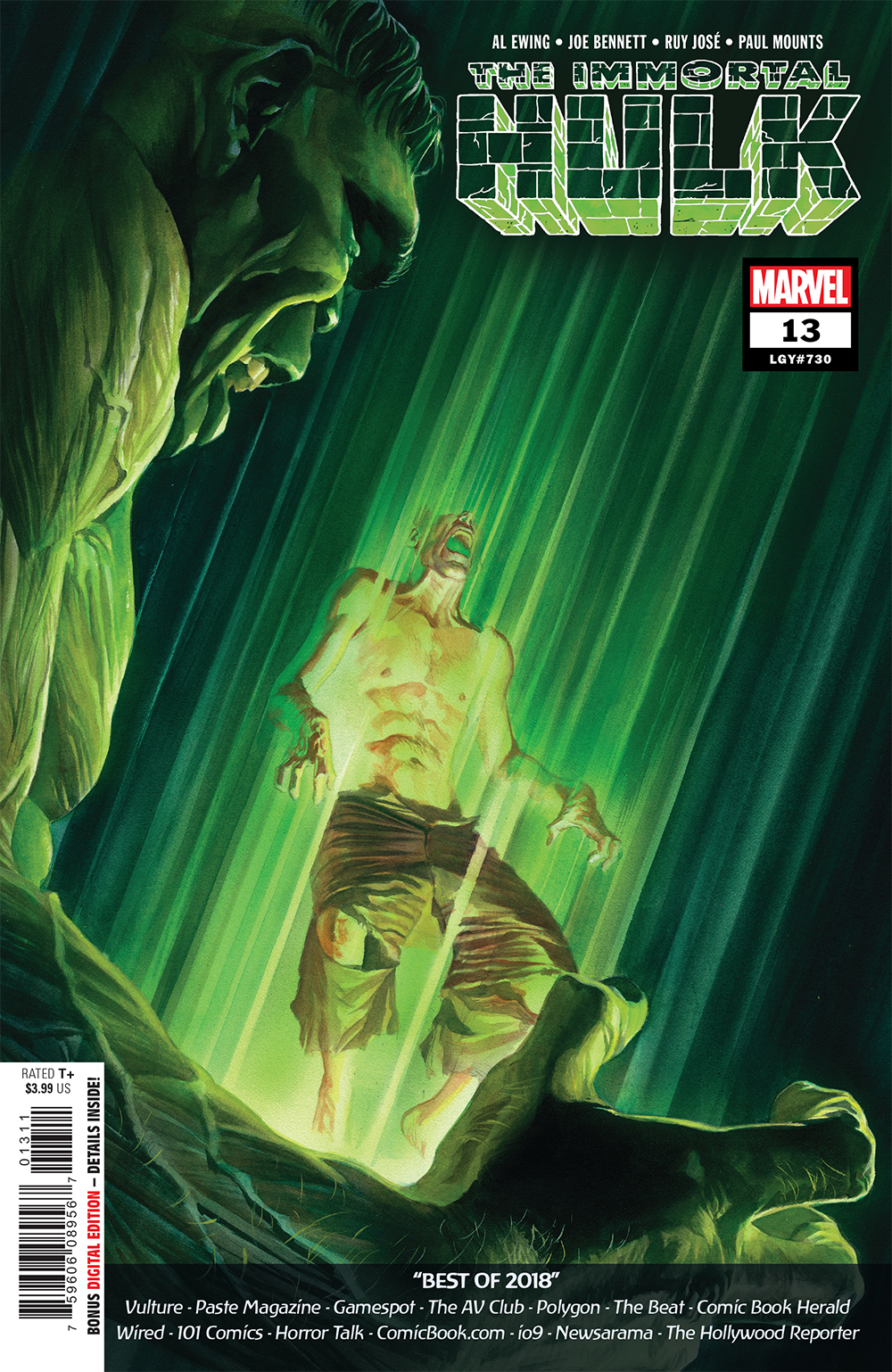 IMMORTAL HULK #13