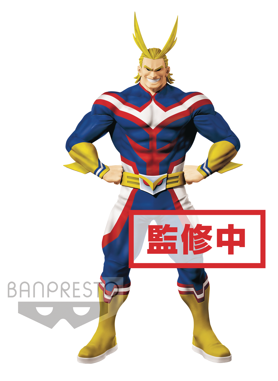 MY HERO ACADEMIA AGE OF HEROES ALL MIGHT FIG (O/A)
