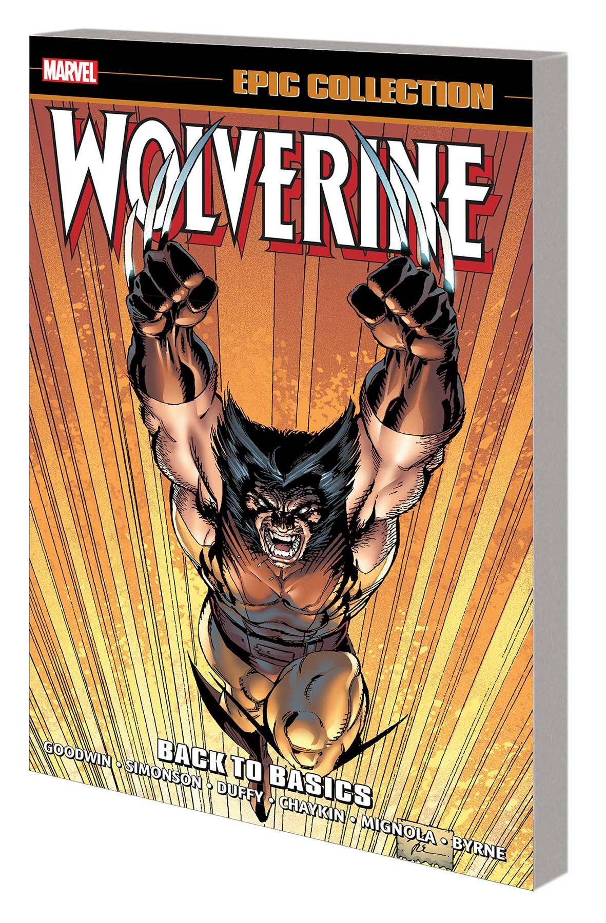 WOLVERINE EPIC COLLECTION TP BACK TO BASICS