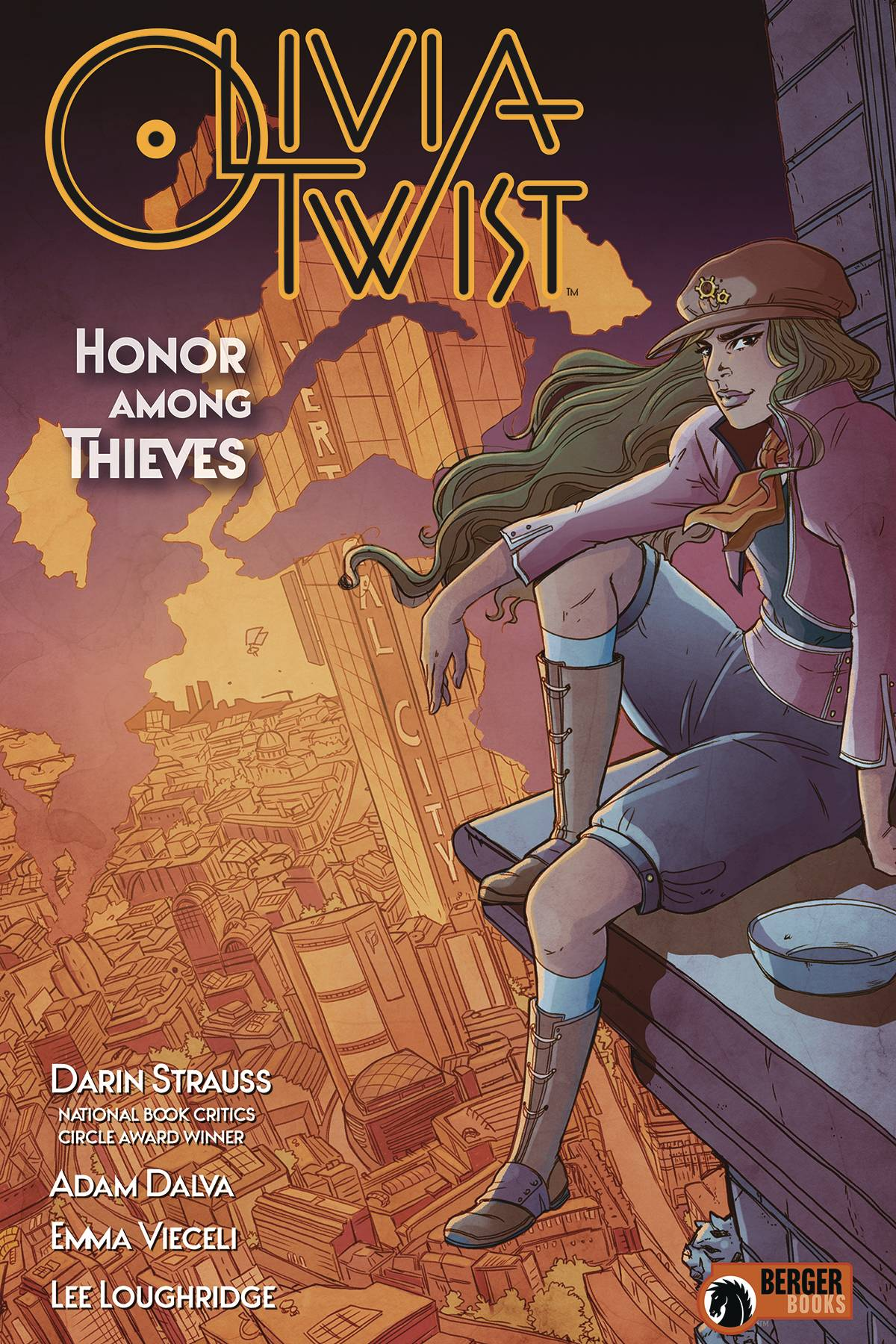 OLIVIA TWIST TP HONOR AMONG THIEVES