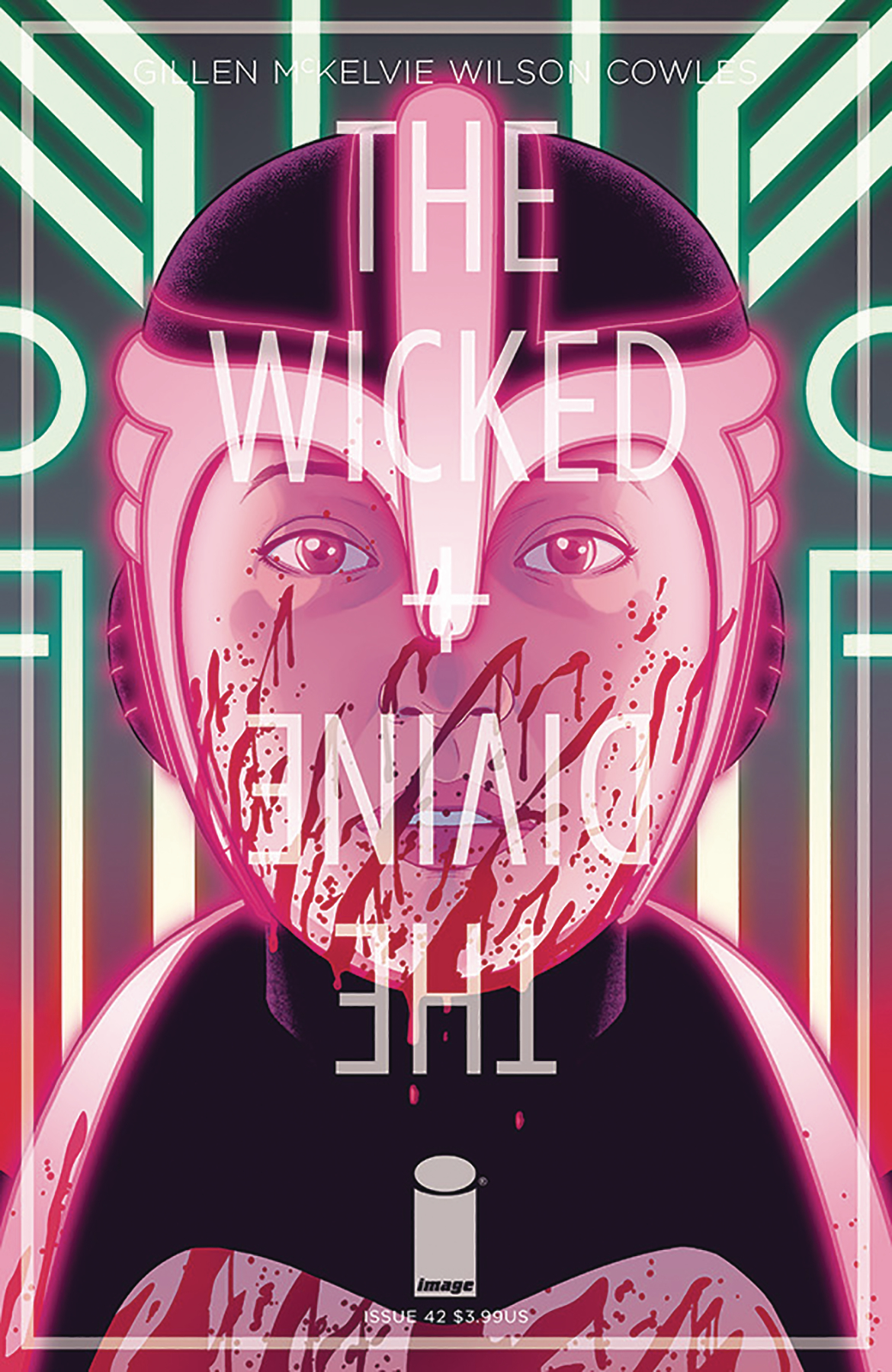 WICKED & DIVINE #42 CVR A MCKELVIE & WILSON (MR)