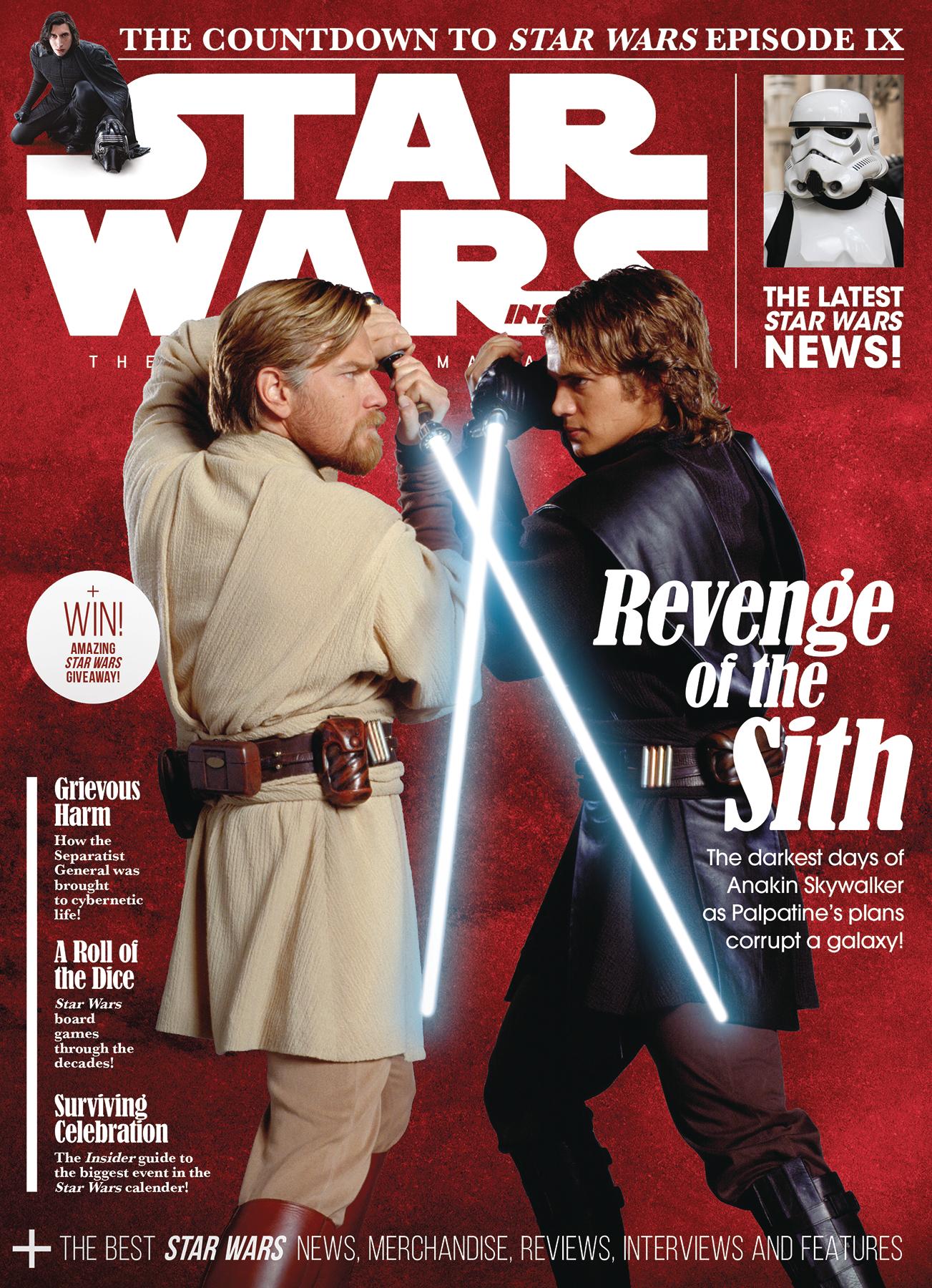 Jan192129 Star Wars Insider 188 Newsstand Ed Previews World