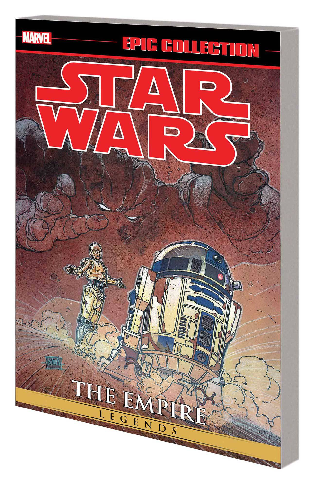 STAR WARS LEGENDS EPIC COLLECTION EMPIRE TP VOL 05