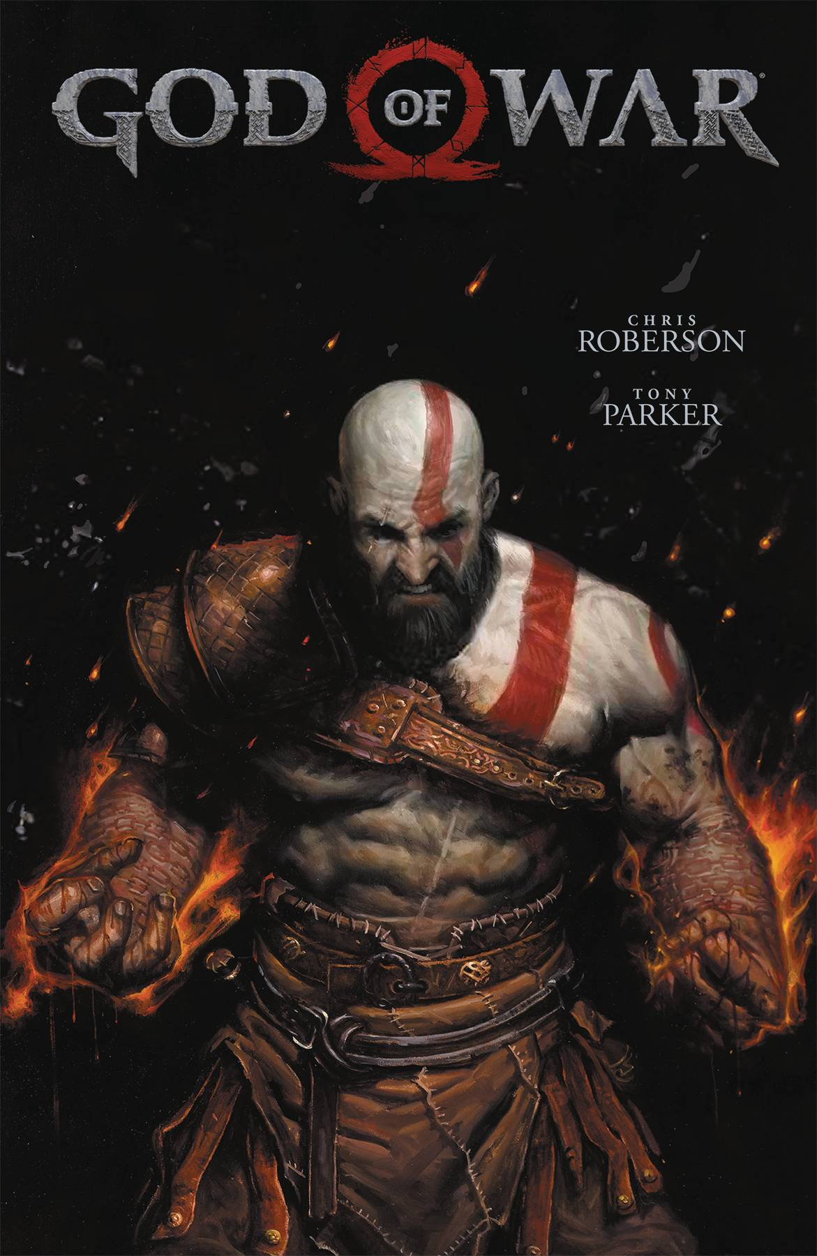 GOD OF WAR TP (JAN190446)