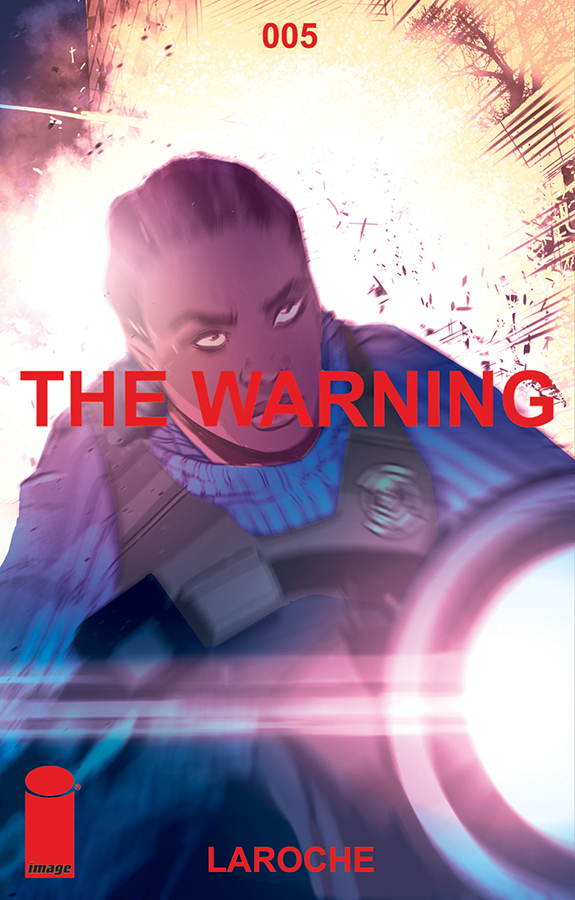 WARNING #5 (MR)