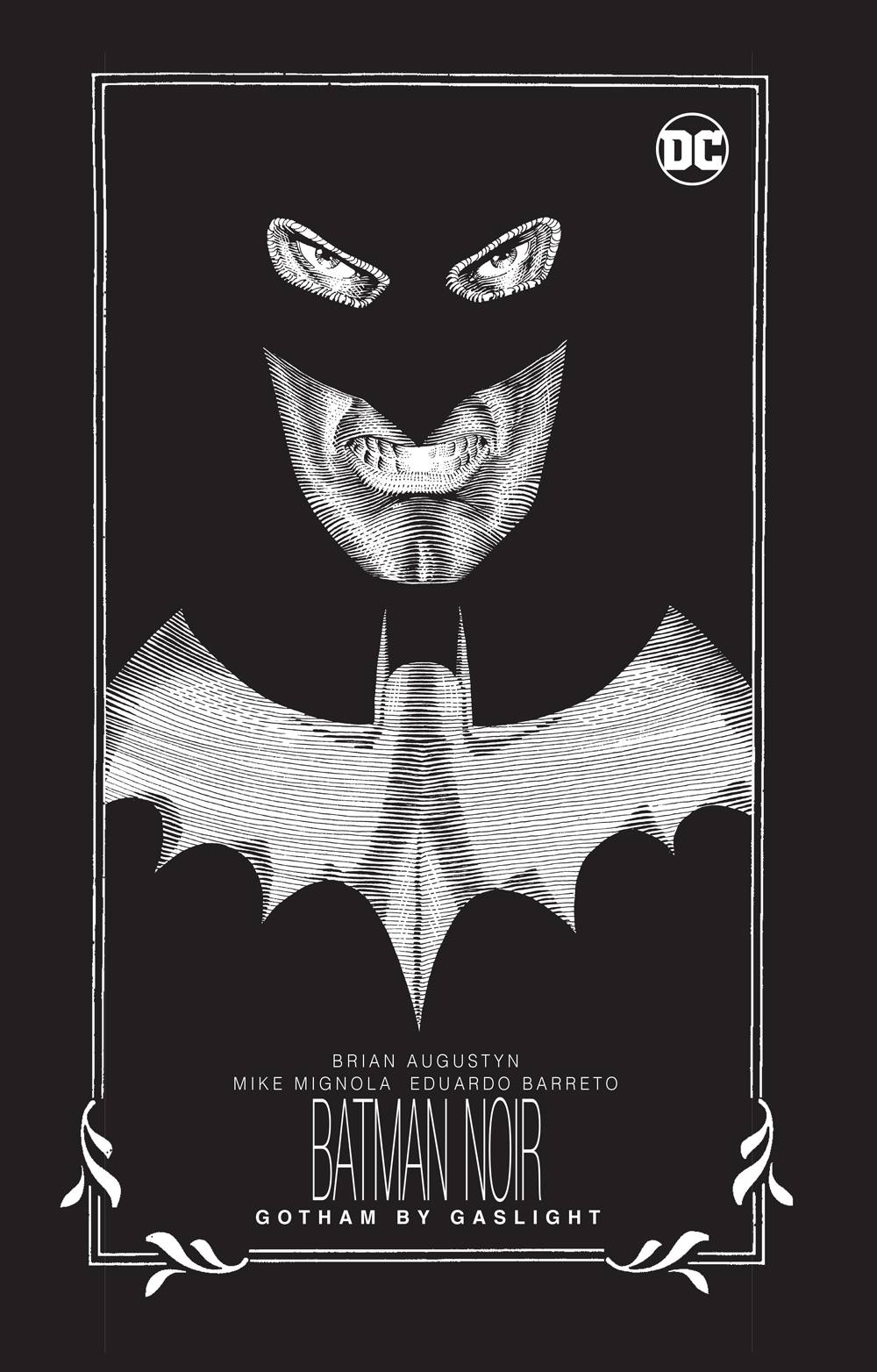 BATMAN NOIR GOTHAM BY GASLIGHT HC