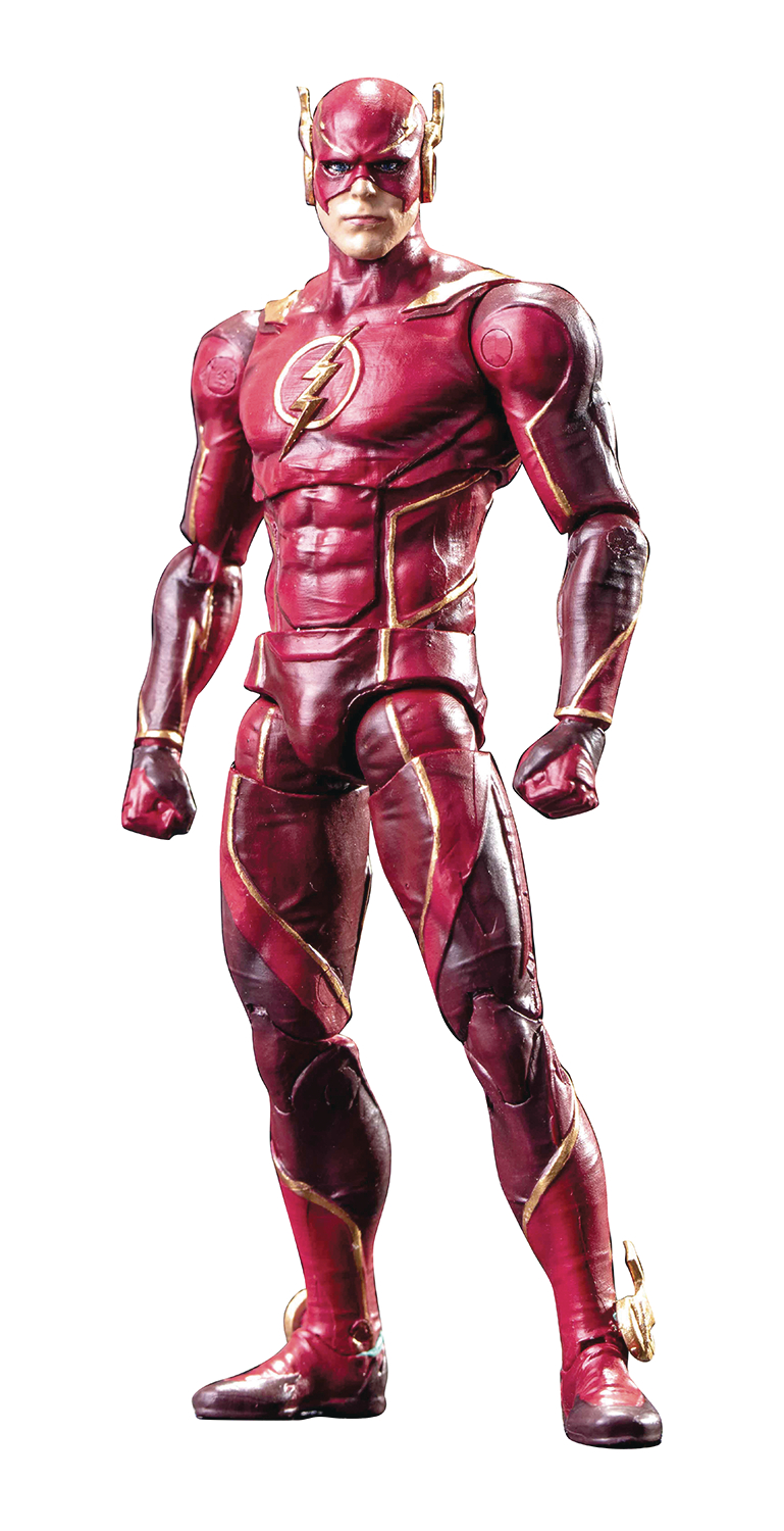 INJUSTICE 2 THE FLASH PX 1/18 SCALE FIG