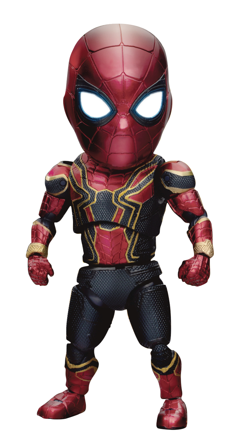 A3 INFINITY WAR EAA-060DX IRON SPIDER PX AF DLX VER