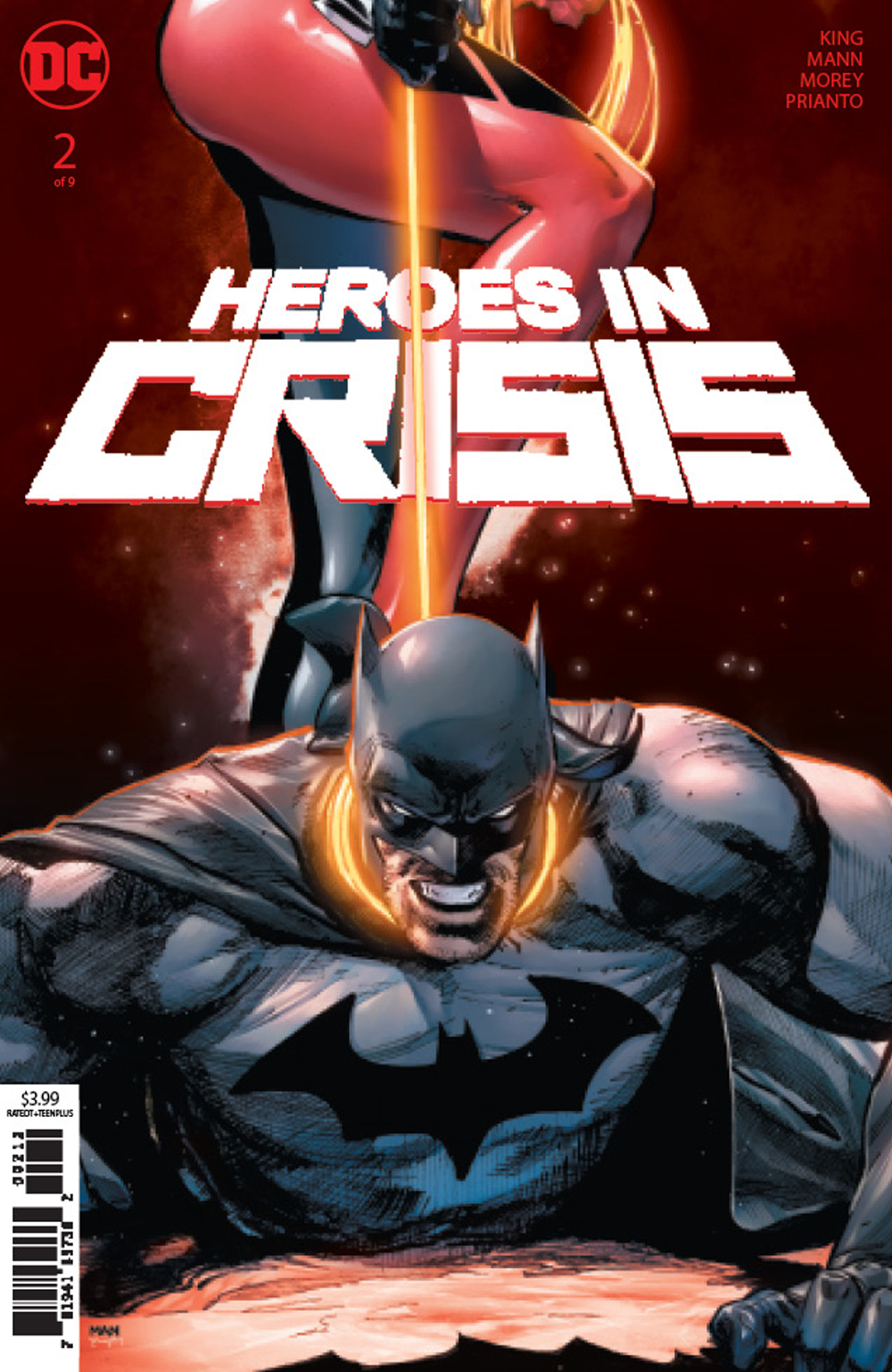 HEROES IN CRISIS #2 (OF 9) 2ND PTG