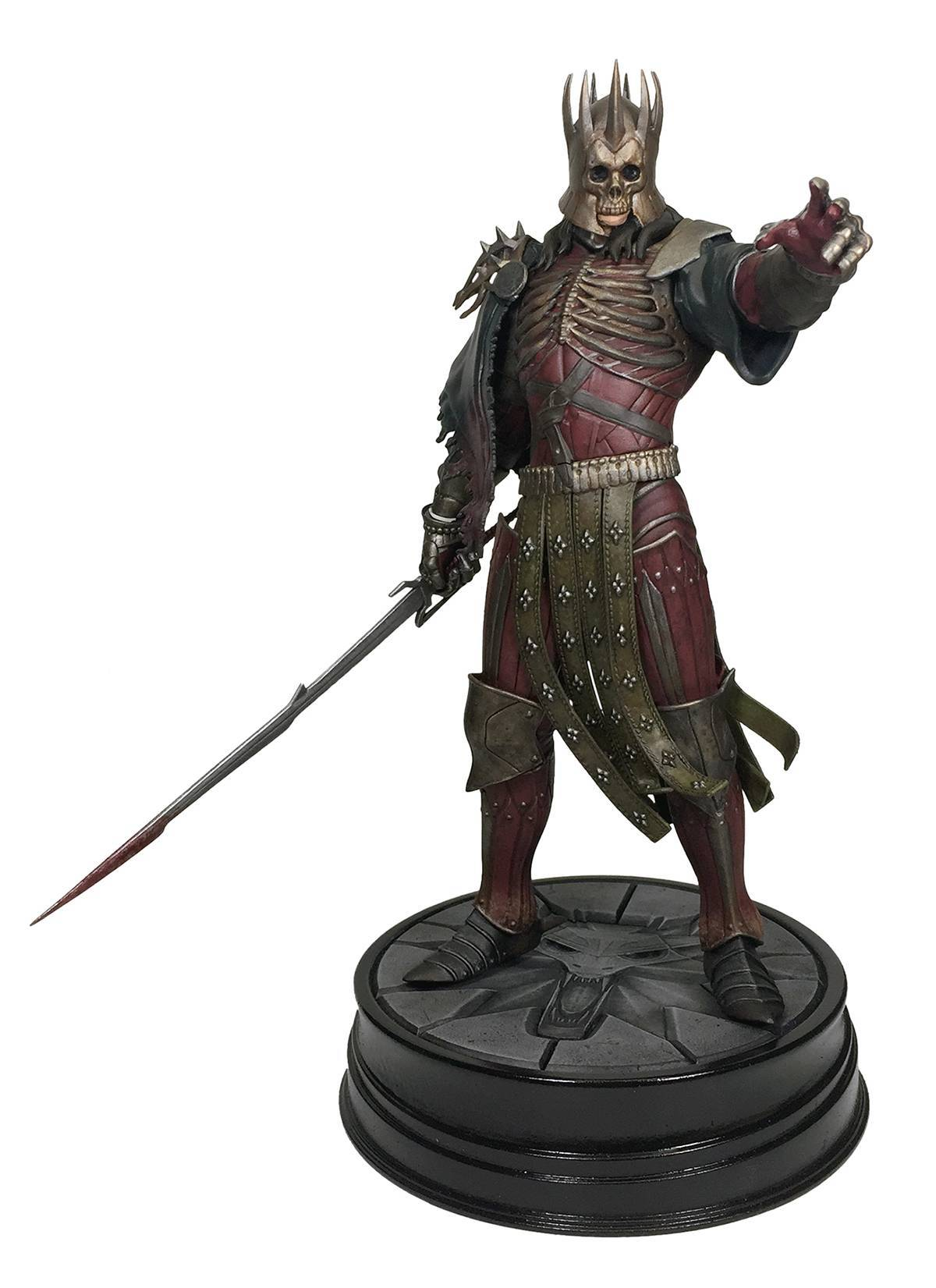 (USE AUG208190) WITCHER 3 WILD HUNT FIGURE EREDIN