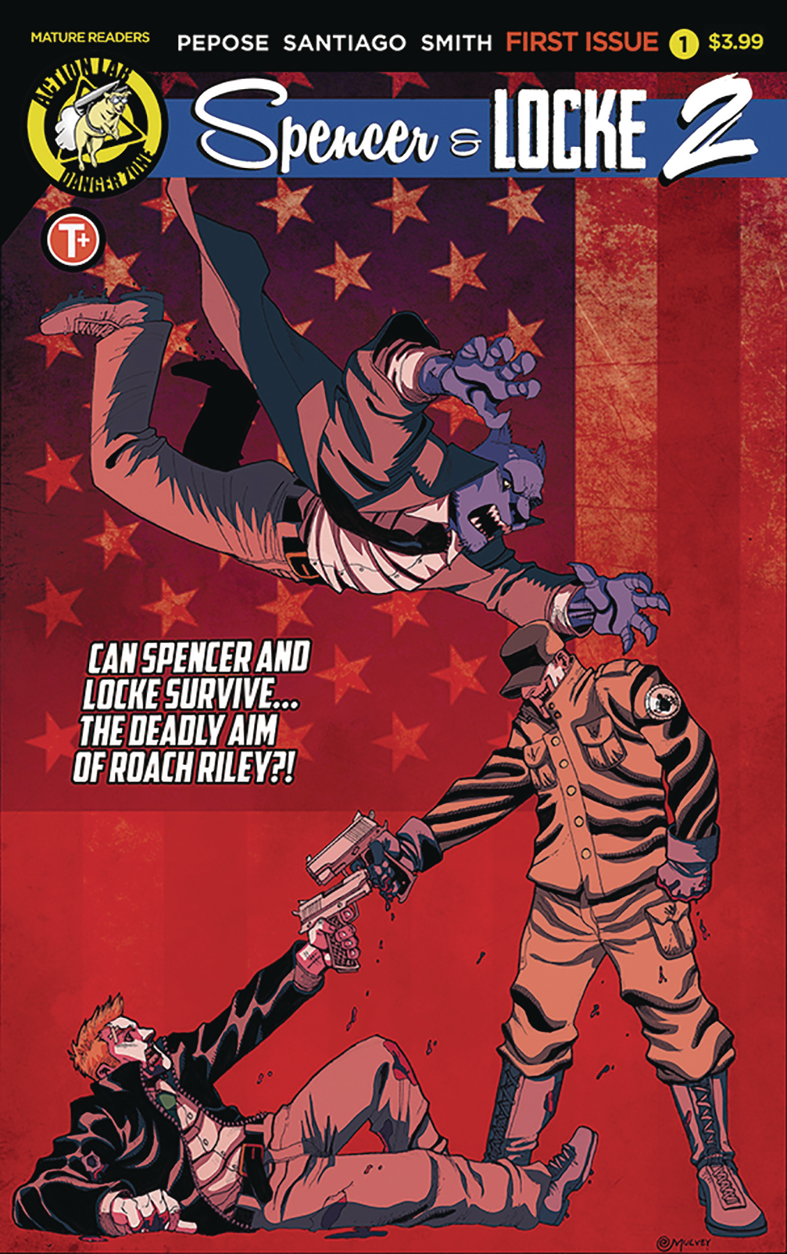 SPENCER AND LOCKE 2 #1 CVR C MULVEY
