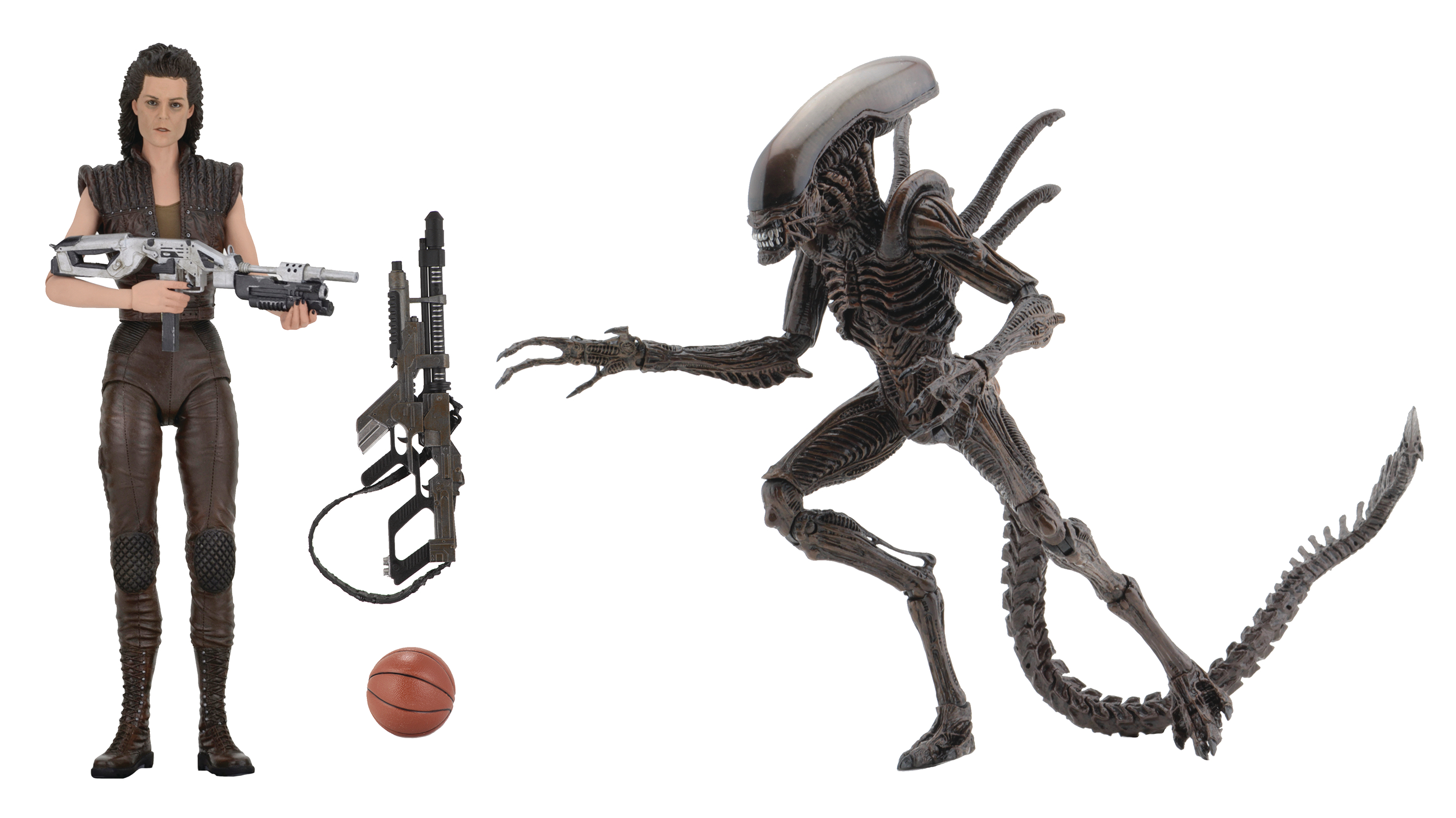 ALIENS SERIES 14 7IN SCALE AF ASST