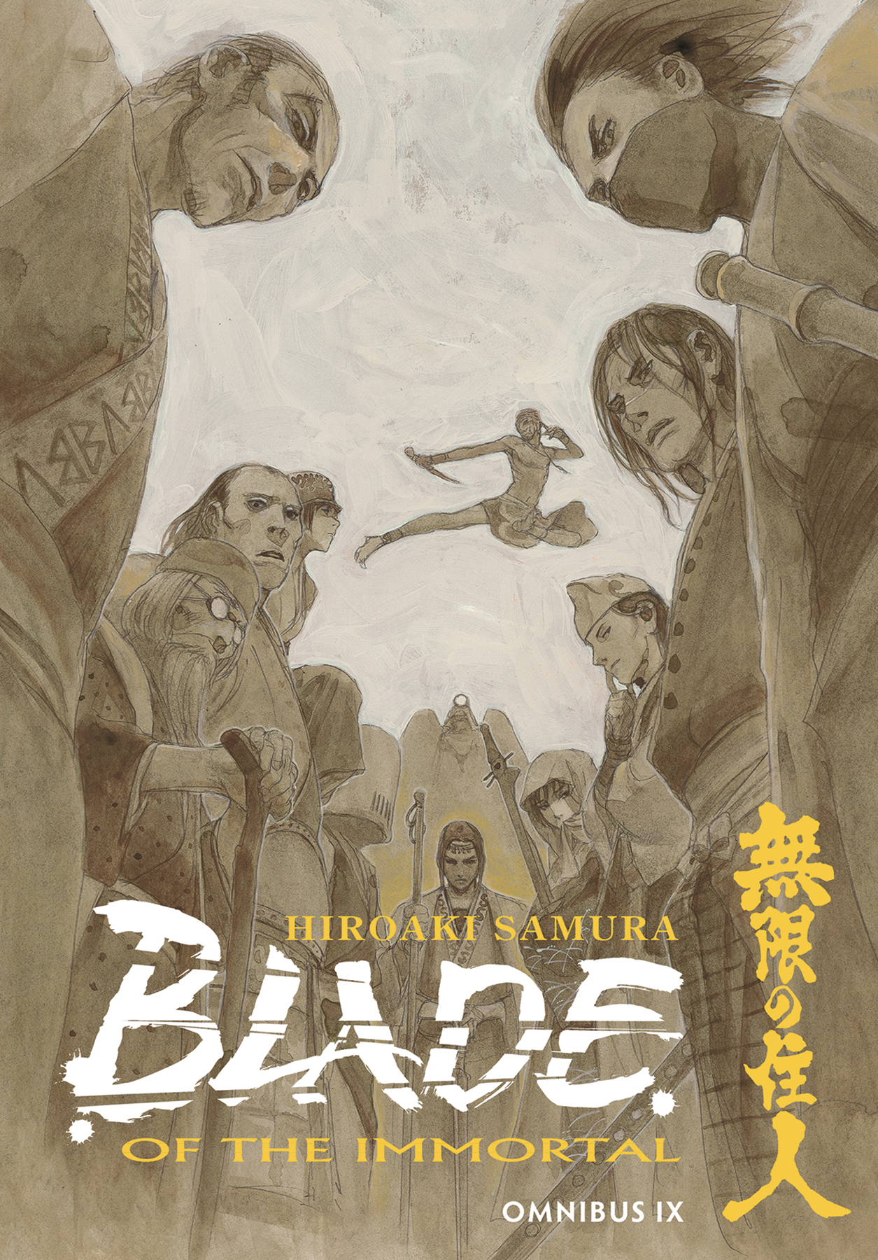 (USE SEP209171) BLADE OF IMMORTAL OMNIBUS TP VOL 09