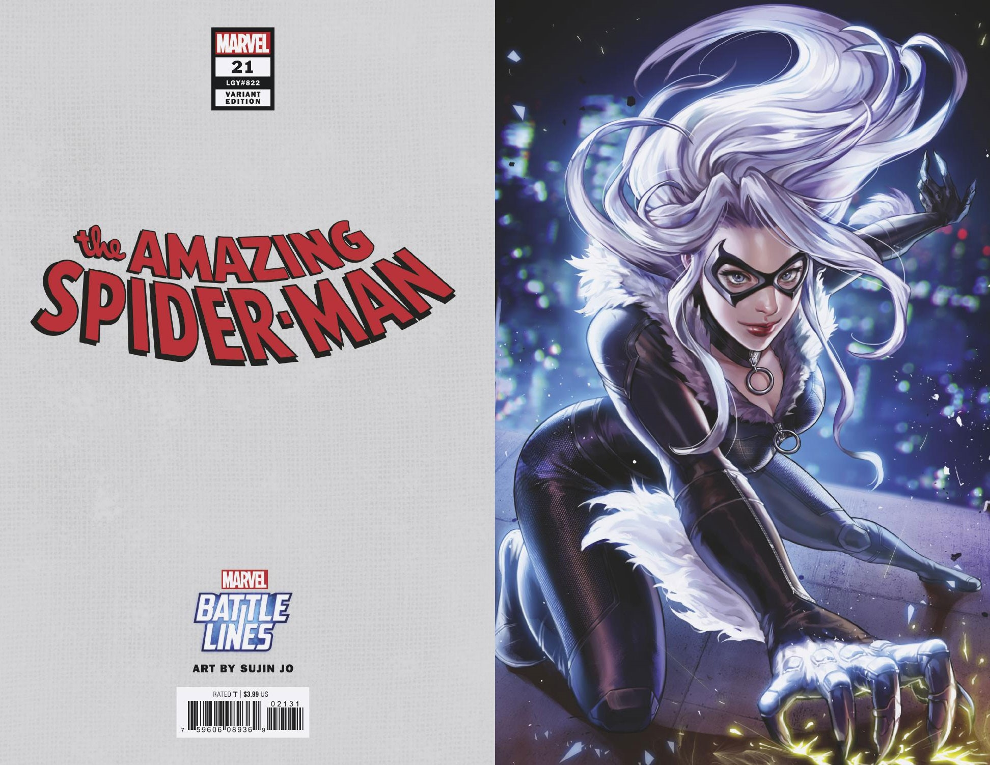 SPIDER-GWEN  #21  NEW BAGGED /& BOARDED
